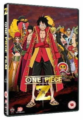 one piece z - dvd