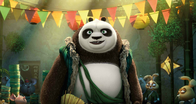 The Dragon Warrior is back in Kung Fu Panda 3 trailer