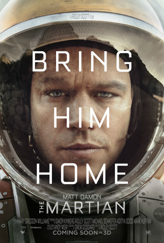 The Martian-poster