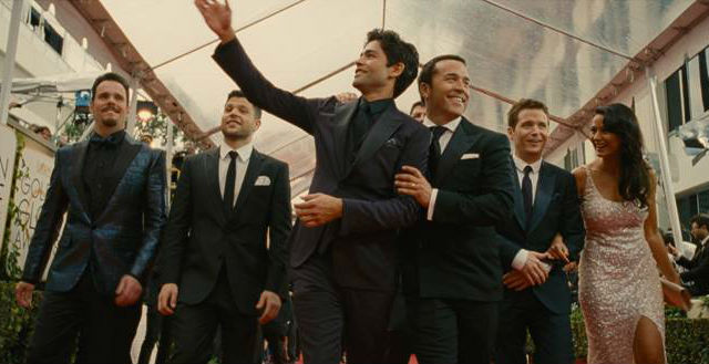 Watch Entourage European Premier Live!