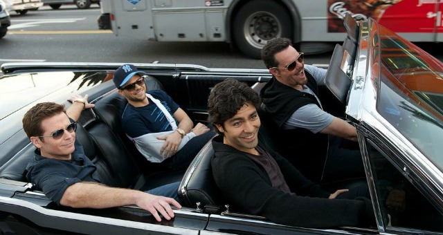 Film Review – Entourage (2015)