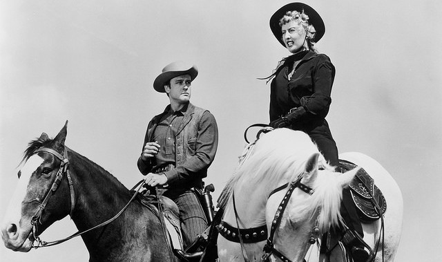 Blu-Ray Review- Forty Guns (1957)