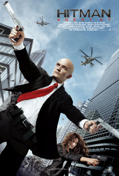 Intense action in Hitman: Agent 47 trailer