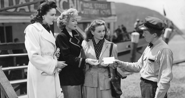 Blu-Ray Review – A Letter to Three Wives (1949)