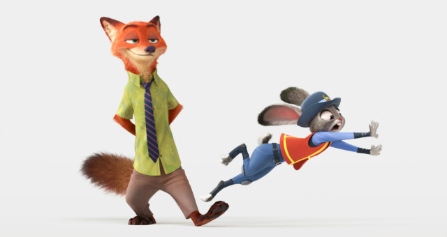 Like Nothing You've Seen Be-fur Disney's Zootropolis UK Trailer Arrives