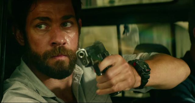 Michael Bay's Explosive Return To Reallife With  13 Hours Trailer