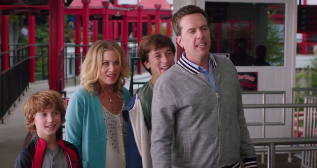 """""""Your Such A Vagina"""" In New Vacation UK Red Band Trailer"""