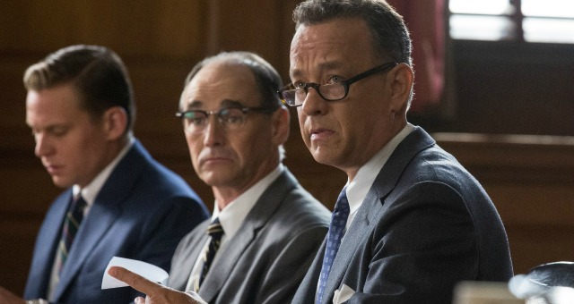 The World's Fate In Tom Hanks Hands In Bridge Of Spies UK Trailer
