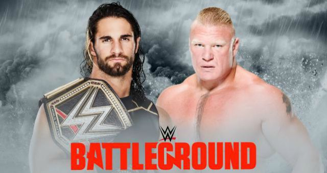 rollins-lesnar-Battleground