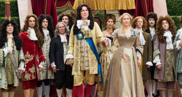 Win A Little Chaos Signed Poster And DVD