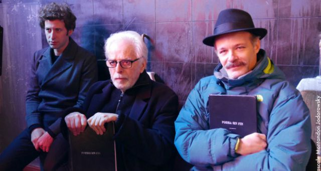 Alejandro Jodorowsky Endless Poetry Launches Indiegogo Campaign