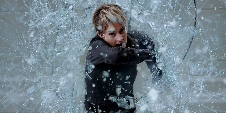 Film Review – Insurgent (2015)