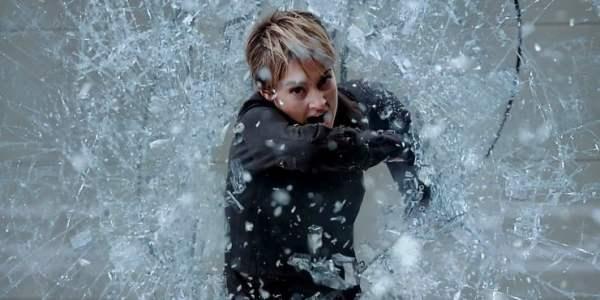 DVD Review – Insurgent (2015)