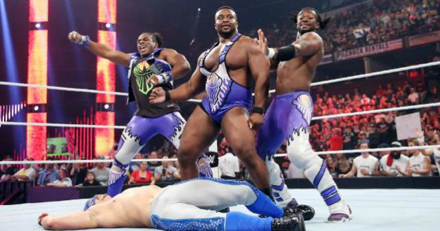 The top 7 WWE moments in 2015