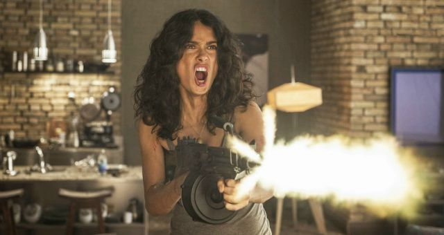 DVD Review – Everly (2014)