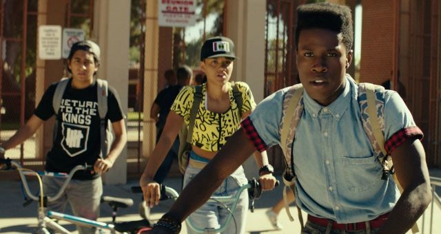 The DOPE UK Trailer Is Kinetically Energetic