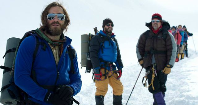 Start Your Ascent With IMAX Trailer For Everest