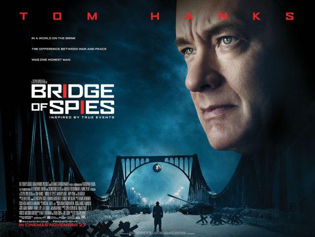 Bridge of Spies -UK-Poster
