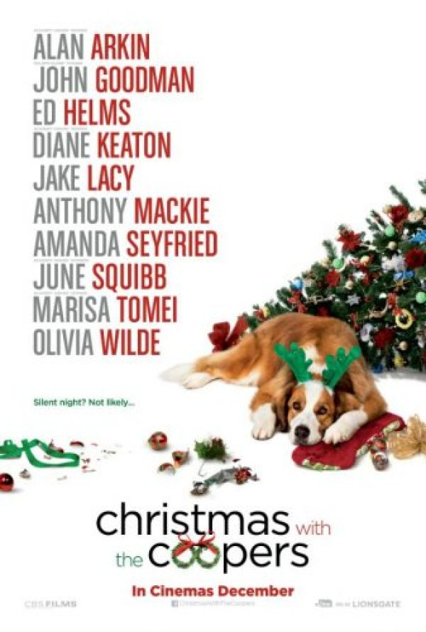 Christmas With The Coopers-Poster