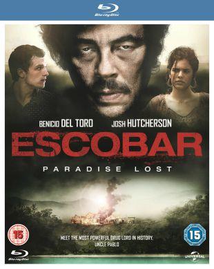 Escobar Paradise Lost 2D Blu-ray