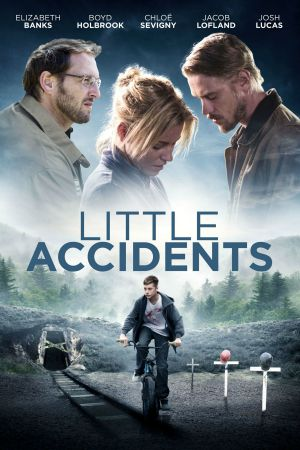 LITTLE ACCIDENTS_DVD