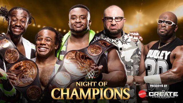 New-Day-Dudley-Boyz-Night-of-Champions