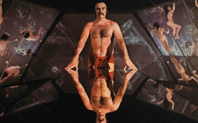Blu-Ray Review – Zardoz (1974)