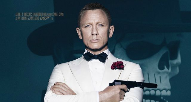 James Bond Is Looking Dapper In New Spectre Poster