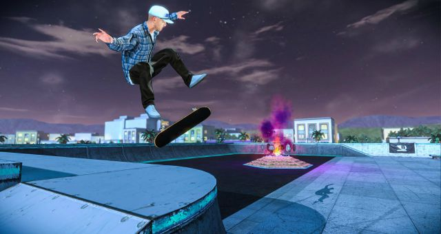 Another behind-the-scenes Look with Tony Hawk's Pro Skater 5