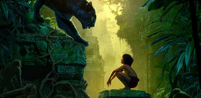 The simple bare necessities For The Jungle Book UK Trailer