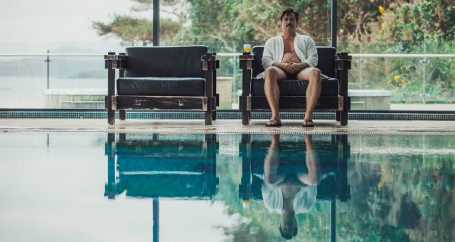 Watch The Weirdly Madcap The Lobster UK Trailer