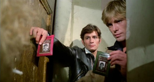Blu-Ray Review – Live Like a Cop, Die Like a Man (1976)