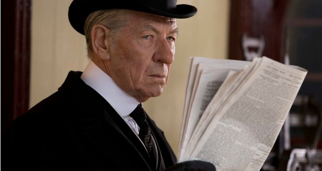 DVD Review – Mr Holmes (2015)