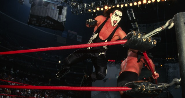 Win WWE Sting: Into The Light DVD