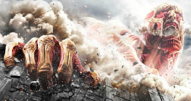Attack On Titans To Attack UK Cinemas December