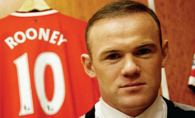 Win Rooney: The Man Behind The Goals On DVD