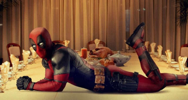 Deadpool Delivers Seasonal Greetings In New Trailer