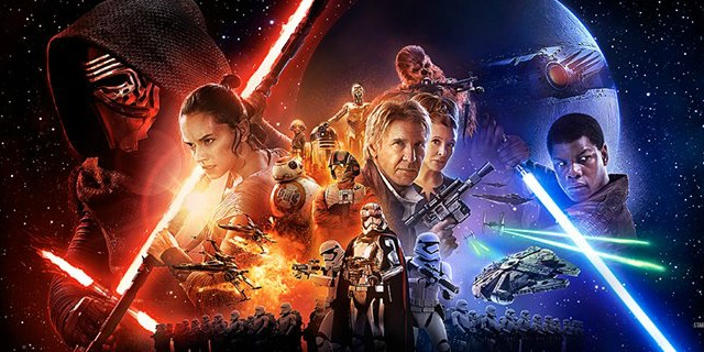 The European Premiere of Star Wars: The Force Awakens