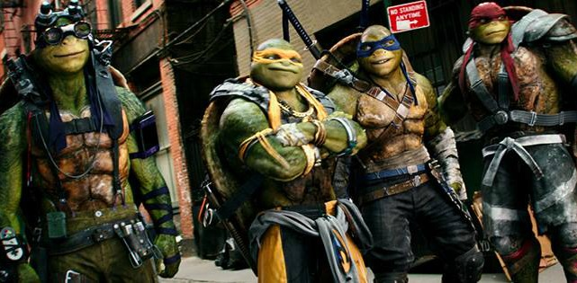 Watch Teenage Mutant Ninja Turtles: Out Of The Shadows First Trailer