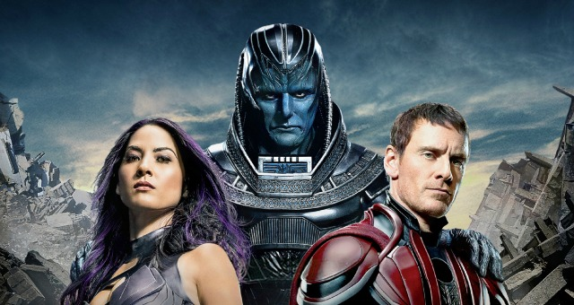 New X-Men: Apocalypse Posters Showcase The Players