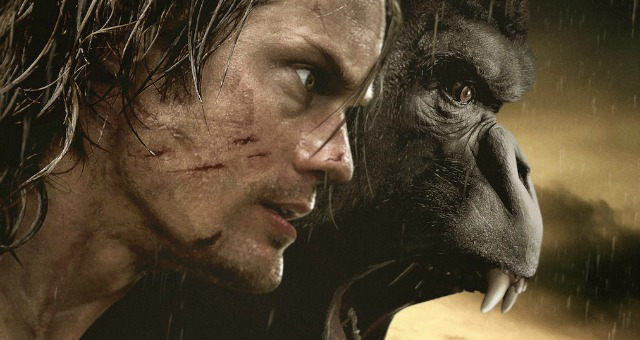 In Legend Of Tarzan Trailer Alexander Skarsgård Is King Of The Jungle