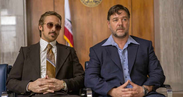 Watch The Nice Guys UK Press Conference