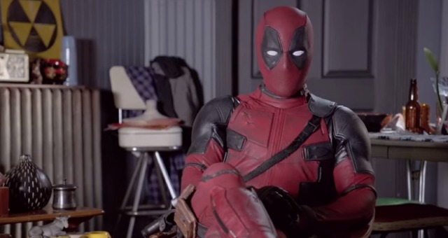 Deadpool Encourages You To 'Touch Yourself'