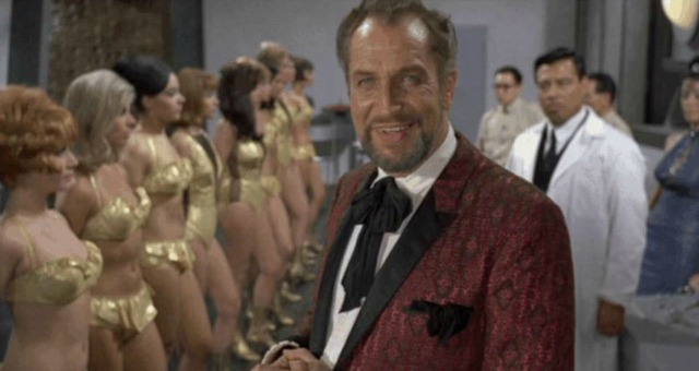 Blu-Ray Review – Dr. Goldfoot and the Bikini Machine & Dr. Goldfoot and the Girl Bombs