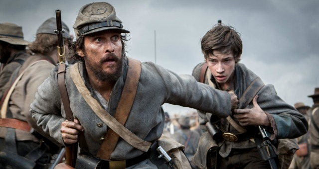 In Free State Of Jones First Trailer Matthew McConaughey Leads The Rebellion
