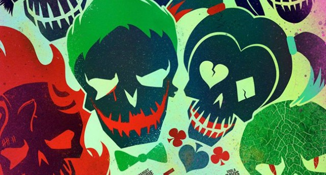 The Suicide Squad Become 'Icons' In New Posters