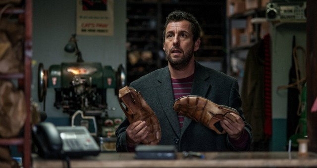 DVD Review – The Cobbler (2014)