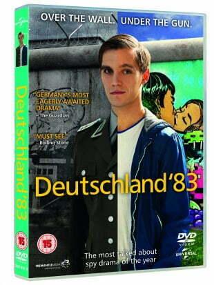 DEUTSCHLAND 83 DVD