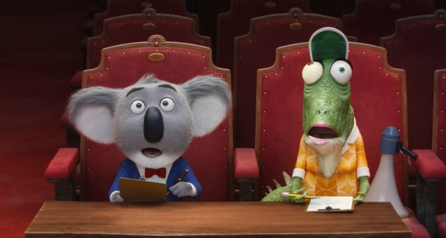 X-Factor For Animals Watch UK Trailer For Sing