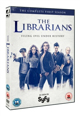 THE_LIBRARIANS DVD